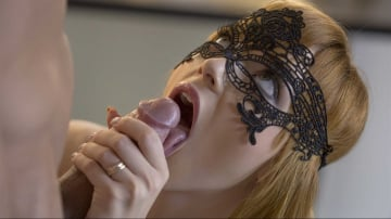 Anny Aurora - The Black Corset Odyssey Part 4