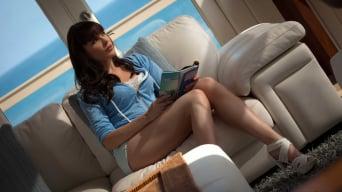 Dana DeArmond in 'Ocean Blue'