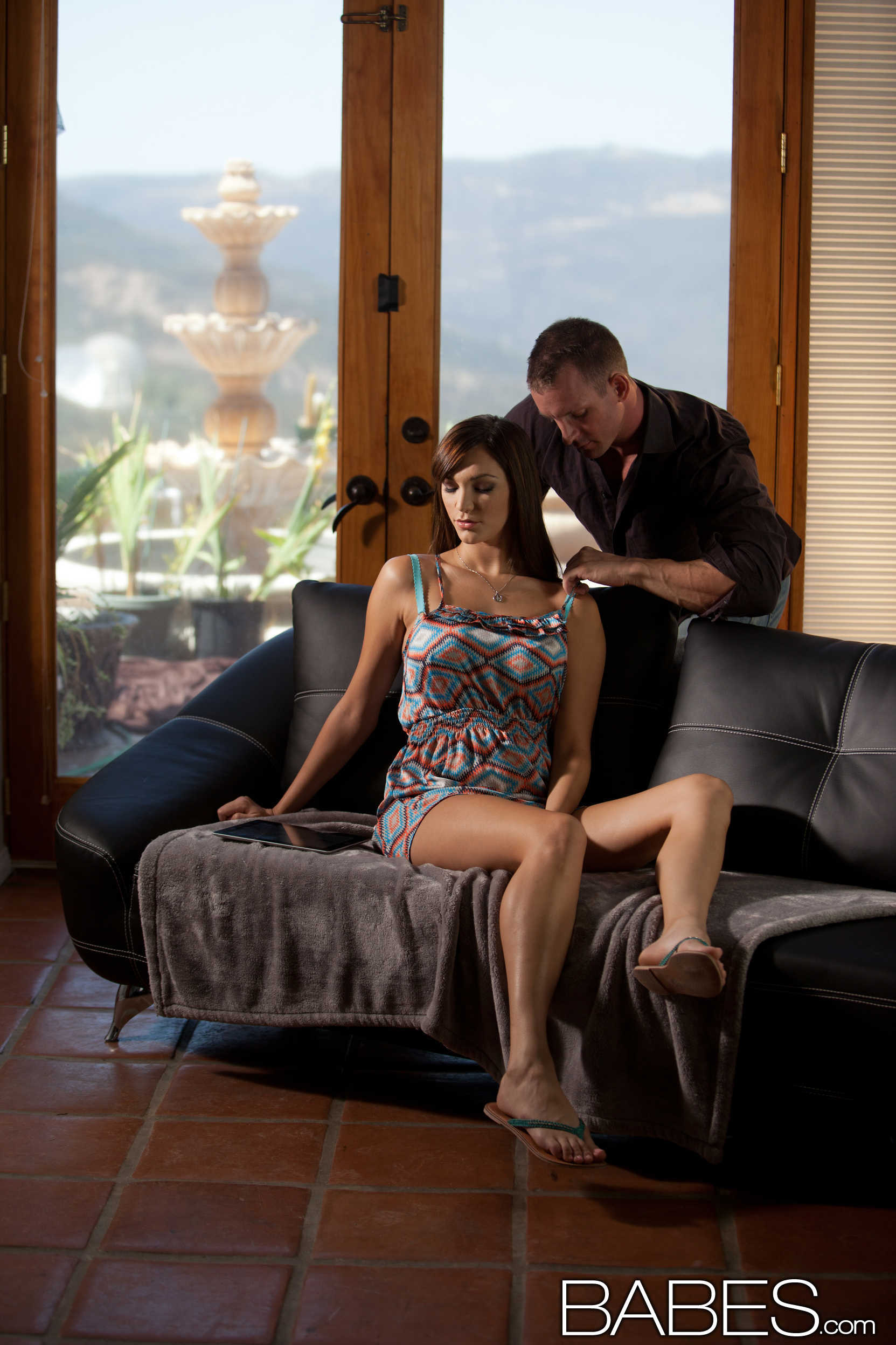 Babes 'Effervescent Touch' starring Holly Michaels (Photo 6)