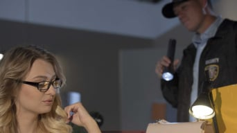 Natalia Starr in 'Security'