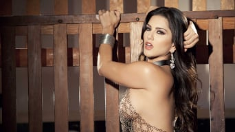 Sunny Leone in 'Sunny Unchained'