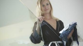 Violette Pink in 'Opening Violette'